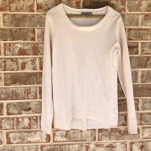 Sz S Cream Cashmere Sweater